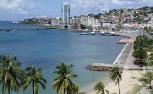 Fransa Martinik'te soğutma için jeotermal kullanılacak