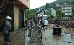 Bartın, Karabük ve Zonguldak'ta elektriksiz bölge kalmadı