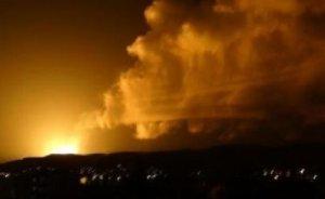 Kerkük-Yumurtalık Petrol Boru Hattı`nda patlama oldu