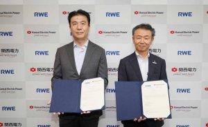 KEPCO ve RWE Japon sularında RES projelerine hazırlanıyor