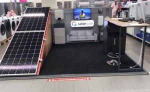 MediaMarkt'tan Bodrum'da çatı GES standı