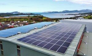 Soğuk hava deposu çatıları GES'le değerlendirmeli
