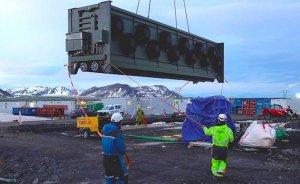 İzlanda'da jeotermal elektrikle çalışan karbon yakalama tesisi kuruldu