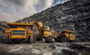 Rusya'nın kömür üretimi 4 ayın zirvesinde