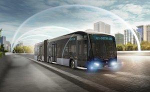 Karsan'dan %100 elektrikli otobüs e-ATA