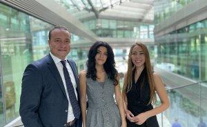 Zorlu'nun gençleri, yenilikçi projelerini BM programında paylaştı