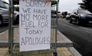 İngiltere akaryakıtta Rezerv Tanker Filosu'nu devreye soktu
