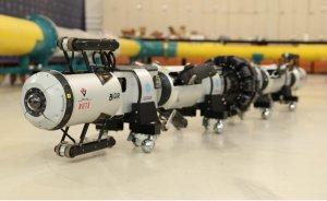 İstanbul'un gaz hatlarını robotik gözler izleyecek