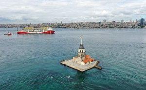 Yavuz Sondaj Gemisi Karadeniz görevi için yola çıktı