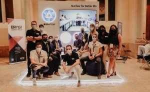 Rosatom, İspanya'da gençlere 'Akkuyu NGS'yi' anlattı