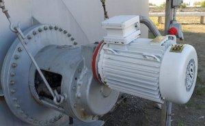 BOTAŞ ve TTK iş birliğiyle BOTAŞ Exproof Motor üretildi