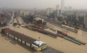 Yüzlerce kıyı şehri sular altında kalma riskiyle karşı karşıya