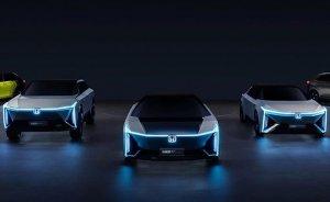 Honda yeni bir elektrikli araç serisi üretecek