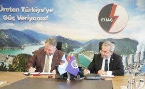 EÜAŞ personeline Ankara Üniversitesi'nde lisansüstü eğitimi imkanı
