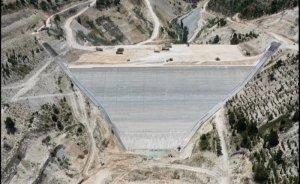 Mersin'deki Aksıfat HES yılda 8,25 GWh elektrik üretecek