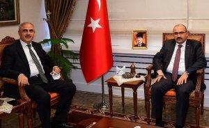 TEDAŞ Genel Müdürü Ömer Sami Yapıcı Trabzon'da