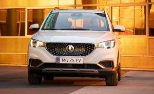 MG ZS EV ikinci el'de en iyi elektrikli kompakt SUV