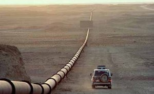 Suudi Arabistan'ın petrol ihracat geliri yüzde 74 arttı