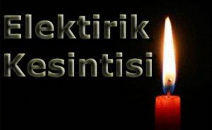 İstanbul`un 4 ilçesinde elektrik kesintisi