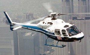 Elektrik arızalarını helikopter bulacak
