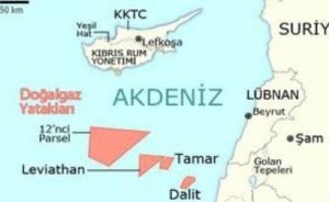 Doğu Akdeniz'de olası doğal gaz zehirlenmesi
