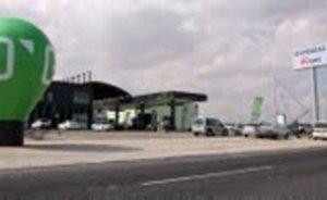 Şanlıurfa`da GO yakıt istasyonu açıldı