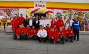 Shell'in en yeni istasyonu Uşak'ta açıldı