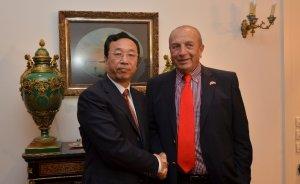 Hattat Holding, Çinlilerle türbin ve jeneratör üretecek