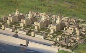 Akkuyu`da inşaatın yüzde 90`ı, montajın yüzde 50`si Türklerden