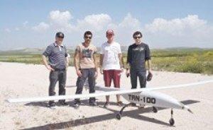 Güneşle çalışan insansız hava aracı