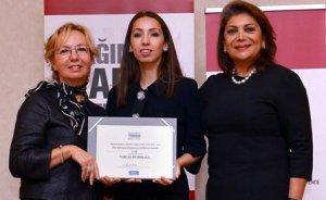 Kadınlar Turcas'a ödül kazandırdı