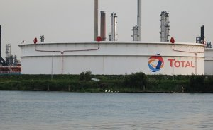 Fransız Total`in Anvers rafinerisinde patlama