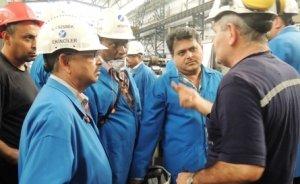Türk çelik sektörü Kenya pazarına talip