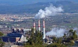 Muğla`da termik santrallerin özelleştirilmesi protesto edildi