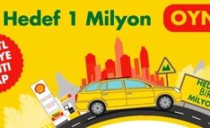 """Shell'in """"Hedef Bir Milyon"""" kampanyası devam ediyor"""
