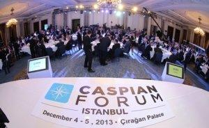 Hazar Forumu İstanbul`da başladı