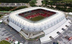 Stadyum'a güneş paneli yerleştirildi