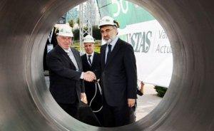 Türk şirketi VASTAŞ`tan Nabucco`ya, TANAP`a özel vana