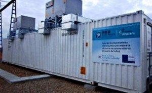 Avrupa'nın ilk şebekeye bağlı elektrik deposu İspanya'da