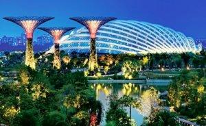 Singapur'u 'Bahçe içinde bir şehre' dönüştüren mimar
