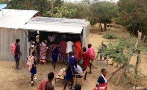 Kenya'nın köyüne enerji büfesi çözümü
