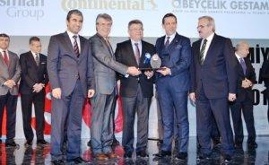 Prysmian Group Türkiye'ye vergi ödülü