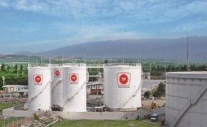 TP Hatay`da biyoyakıt depolama tankı kuruyor