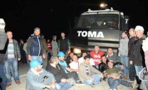 Enerji ve maden işçilerinin zorlu Ankara yürüyüşü