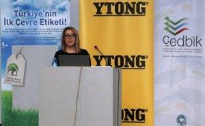 Ytong'dan çevre ve enerji dostu eğitime destek