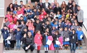 Zorlu Enerji'den çocuklara karne hediyesi