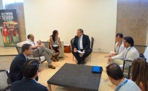 Türkiye otogaz pazarı Kolombiya'da tartışıldı