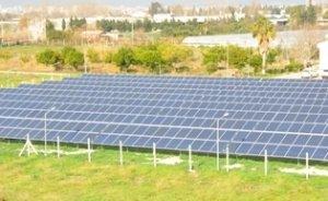 Antalya havalimanı güneş santrali devrede