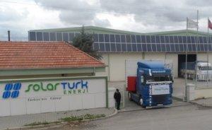 SolarTürk güneş paneli ihracatına başladı
