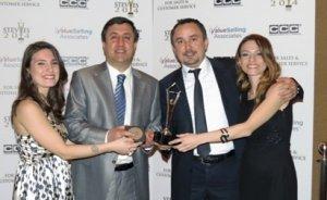 Shell & Turcas`a Müşteri Memnuniyetinde Uluslararası Ödül